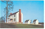 Click here to enlarge image and see more about item p7932: Appomattox Court House VA Postcard p7932