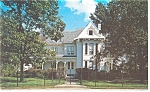 Click here to enlarge image and see more about item p8068: Independence MO Harry Truman Home Postcard p8068