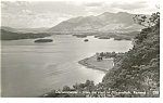 Keswick on the Derwentwater Postcard