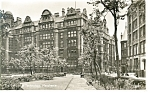 College of Technology,Manchester Real Photo Postcard