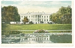 Washington,DC, White House,South Front Postcard