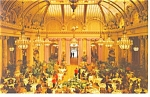 San Francisco, CA, Interior Sheraton Palace Postcard
