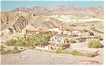 Click here to enlarge image and see more about item p8183: Death Valley CA  Furnace Creek Inn Postcard p8183