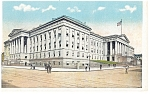Washington, DC, Patent Office Bldg. Postcard