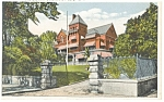 Albany NY The Governor s Mansion Postcard p8223