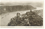 Cologne Germany Ruins of Castle Liebenstein Postcard p8245