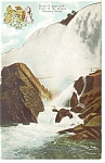 Rock of Ages Cave of The Winds Niagara Falls Postcard p8256