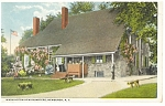 Newburgh NY Washington s Headquarters Postcard p8272