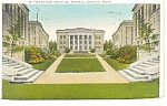 Click here to enlarge image and see more about item p8312: Boston MA Harvard Medical School Postcard p8312 1929