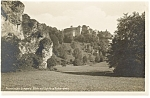 Chemnitz, Germany, Castle Rabenstein Postcard