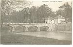 Condes,France, La Pont du Chateau Postcard