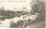 Chaumont,France, Le Pont de la Marne Postcard