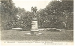 Chaumont, France, The Love Boulingrin Square Postcard
