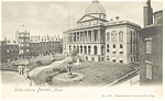 Boston, MA, State Capitol  Postcard