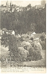 Click here to enlarge image and see more about item p8406: Chaumont,France, The Castle, Tan yards Postcard