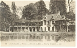 Versailles, France, Home of the Queen Postcard