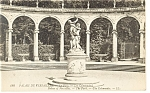 Click here to enlarge image and see more about item p8426: Palace of Versailles, France, The Park Postcard