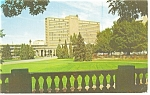Click here to enlarge image and see more about item p8437: Denver Hilton Postcard 1971