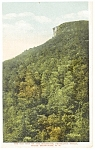 Old Man of the Mountain,Franconia Notch,NH  Postcard