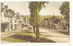 Click here to enlarge image and see more about item p8509: United Kingdom Burford From The Hill Postcard p8509