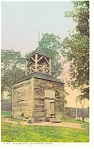 Old Belfrey, Paul Revere,Lexington,MA, Detroit Postcard