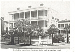 One East Battery Charleston SC Postcard p8568