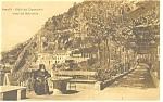 Amalfi, Italy, Hotel del Cappuccini  Postcard