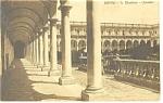 Naples,Italy, S,Martino Chiostro Postcard