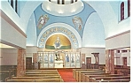 Click here to enlarge image and see more about item p8597: Stamford, CT, Greek Orthodox Church Postcard