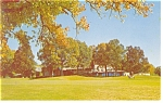 Biltmore Forest Country Club NC Postcard p8615