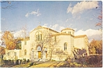 Click here to enlarge image and see more about item p8639: Stamford, CT, Greek Orthodox Church Postcard
