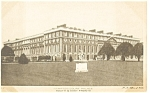 Click here to enlarge image and see more about item p8663: Hampton Court Palace,UK Postcard p8663