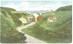 Click here to enlarge image and see more about item p8676: Glen Roker Park, Sunderland,UK Postcard