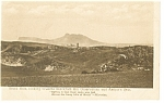 Blackford Hills Observatory, Scotland Postcard