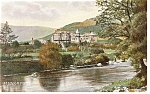 Click here to enlarge image and see more about item p8694: Keswick Hotel United Kingdom Postcard p8694