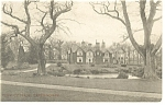 Click here to enlarge image and see more about item p8700: York Cottage Sandringham Estate England Postcard p8700