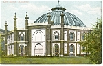 Click here to enlarge image and see more about item p8702: The Dome, Brighton England Postcard