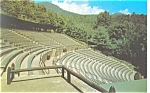Cherokee, NC Mountainside Theatre Postcard