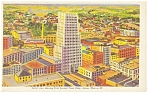 Click here to enlarge image and see more about item p8797: First Central Trust Bldg Akron OH  Postcard p8797