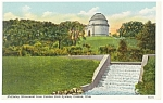 Click here to enlarge image and see more about item p8800: McKinley Monument Canton OH  Postcard p8800