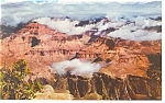 Click here to enlarge image and see more about item p8835: Grand Canyon of AZ  Postcard