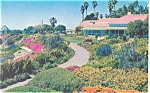 Click here to enlarge image and see more about item p8845: Laguna Beach CA Victor Hugo Inn Postcard p8845