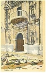 Click here to enlarge image and see more about item p8856: Mission San Xavier Del Bac,Tucson,AZ,  Postcard