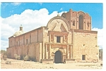 Click here to enlarge image and see more about item p8857: Tumacacori Mission Church,Tumacacori,AZ,  Postcard