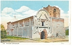 Click here to enlarge image and see more about item p8860: Tumacacori Mission ,Tumacacori,AZ,  Postcard