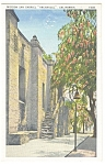 Mission San Gabriel, Los Angeles County, CA Postcard