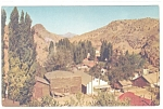 Click here to enlarge image and see more about item p8954: Mitchell Oregon Union Oil Co Postcard p8954