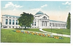 Washington,DC New National Museum Postcard