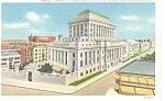 Boston MA Christian Science Publishing Postcard p9180