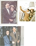 President Ronald Reagan Prints Lot (3)